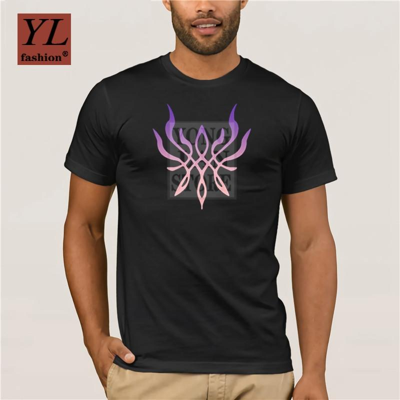 2020 Crest Fashion Of Flames T-shirt Fire Emblem Trois Maisons shirt Jeu Vidéo Gamer arc-en dégradé psychédélique