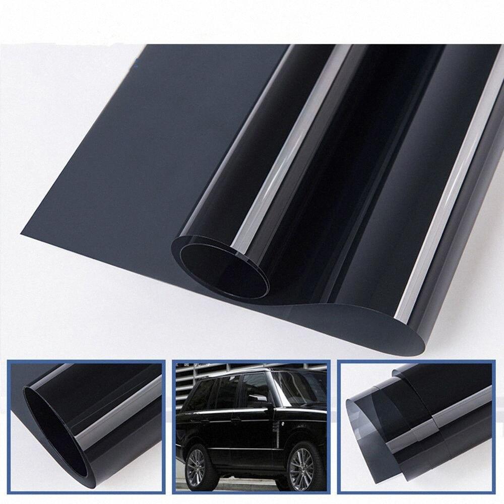 Araba Pencere Güneş Tonla 1.52x10m Film Renklendirme Gölge% 10 VLT Güneşlik Pencere 1.52m X 10m Gölge Arabalar için Shades Oto itibaren $ 144,47 | DHga 9cZz #