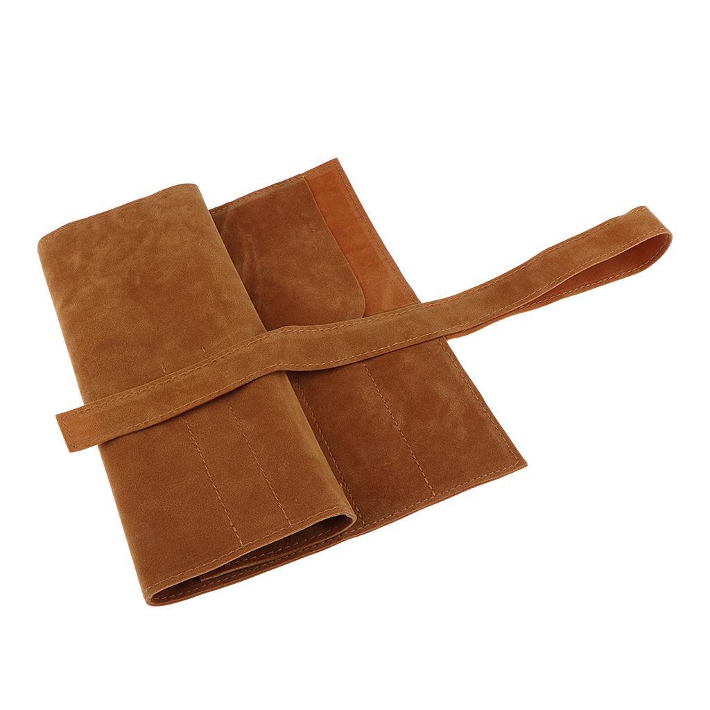 Кожа PU Scissor сумка ножницы держатель Зажимы для волос Зажимы Barbers чехол для хранения