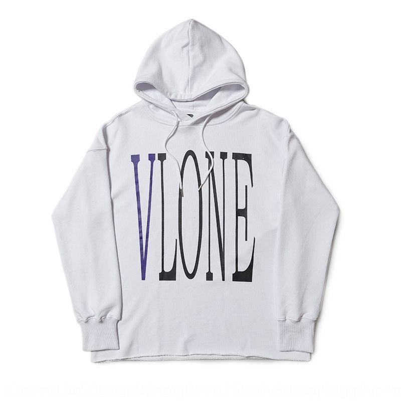 RXhQX Mode br Frauen Leben ripped personalisierten wo lose Paar mit Kapuze Art und Weise Marke Vlone ripped lose Hoodie Männer und Vlone personalisiert