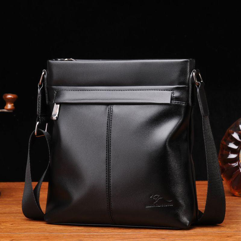 Cross-Border exclusivo Mens Single-Shoulder Bag One-Ombro Cross-corpo Casual Multi-Function Backpack suporte personalizado Classic Mens Bag