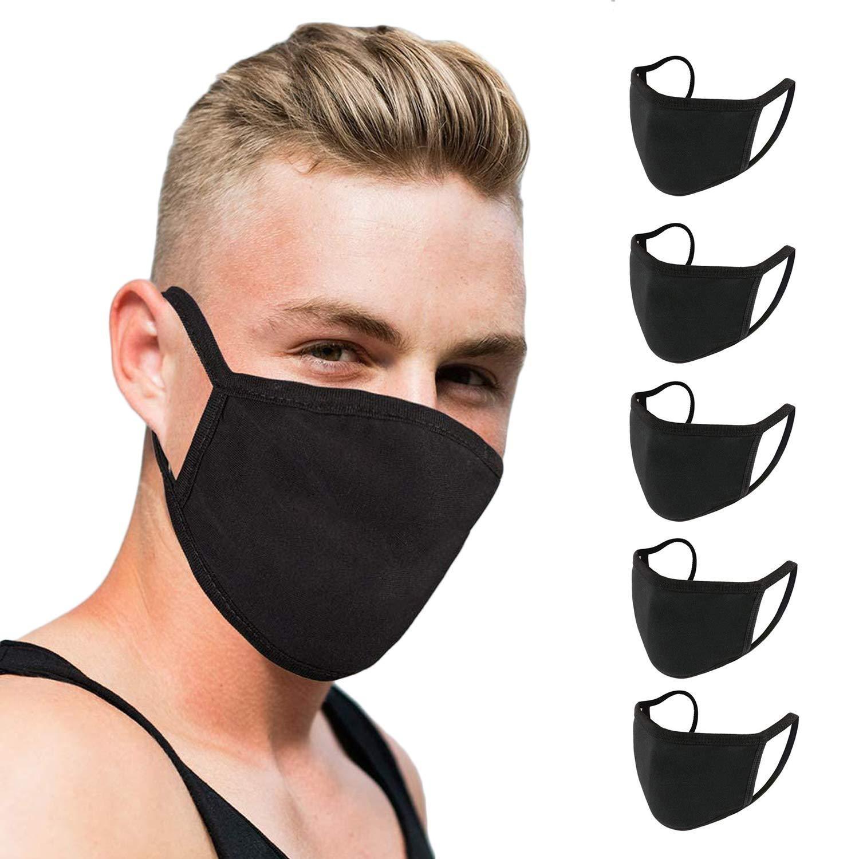 Máscara de respiração para adulto lavável reutilizável Purificadores de Ar Anti Poluição Lavables Máscara Respirador ajustável