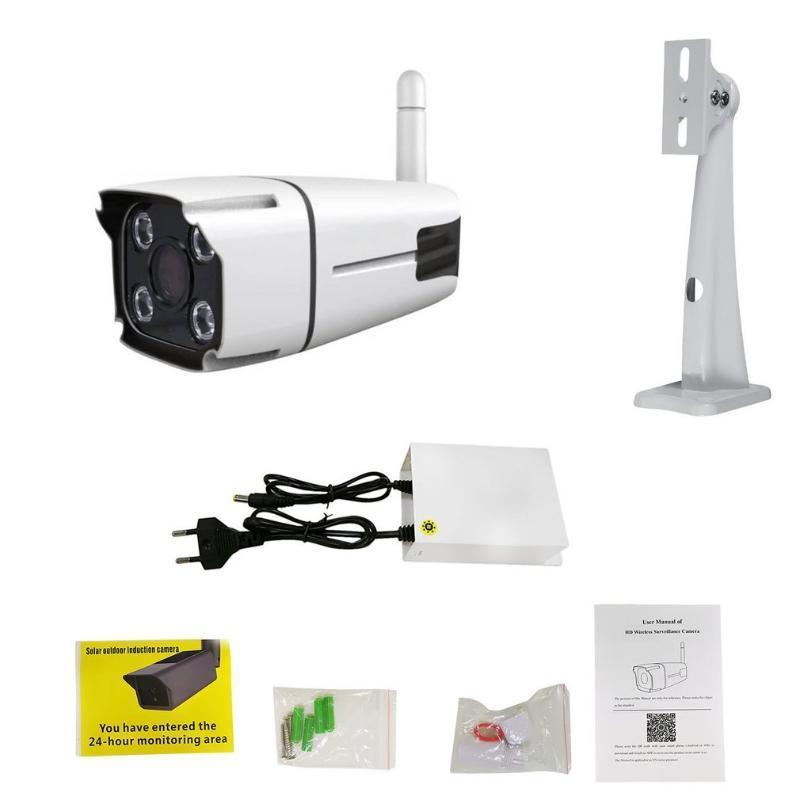 LESHP Full-color Night Vision Camera IP 960 / Câmera 1080P Vigilância sem fio à prova d'água Remote Monitor IP67 Home Security APP