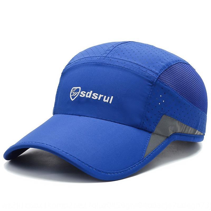 jXExQ Детского быстросохнущего бейсбольного спорт дышащего ВС Hat ВС лето шлем крышка спорт на открытом воздухе моды бейсболка
