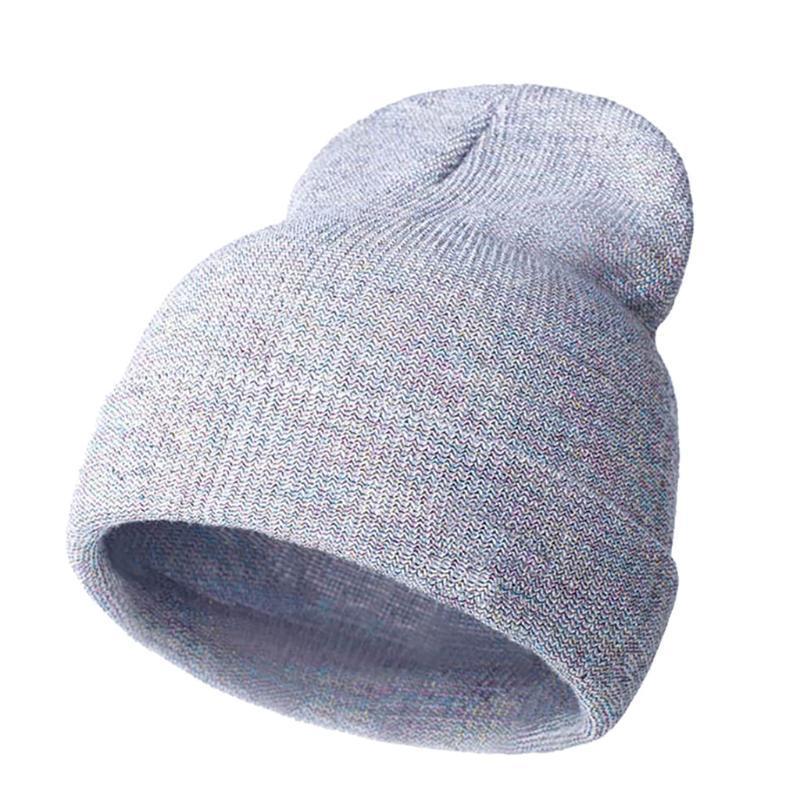 2020 Moda Kadın Sıcak Kış Casual Örme Şapka Yün Hemming Şapka Kayak Bayan Casual ılık 0124 Örgü Hairband tutun
