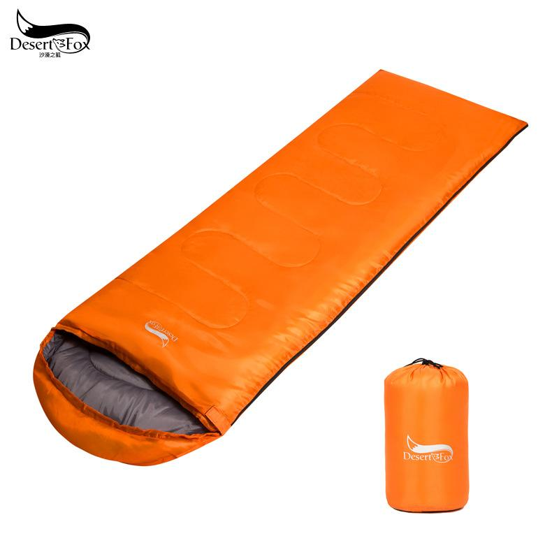 Spring and Autumn Single Sleeping Bag Adult Outdoor Sleeping Bag Ultra-Light Lunch Break Travel Camping Sleeping Bag