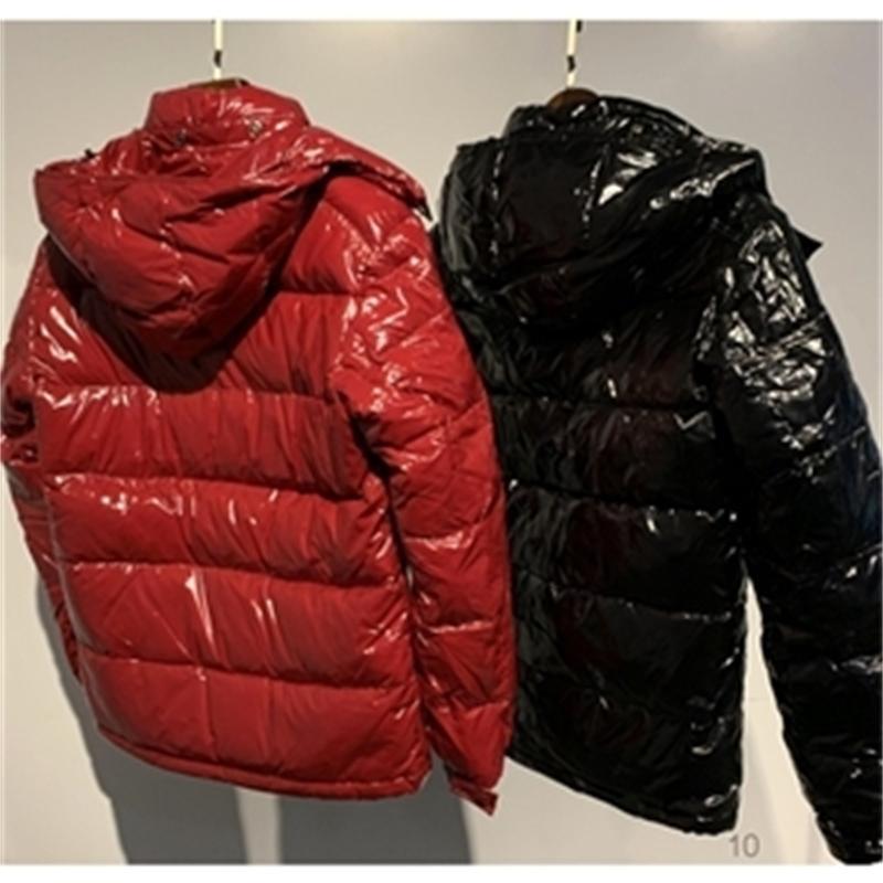 Hommes Femmes Hommes Parka Classique Casual Down Jacket Coats Mens Outdoor Réchauffez plumes Veste d'hiver unisexe Homme Doudoune Manteau Outwear FA