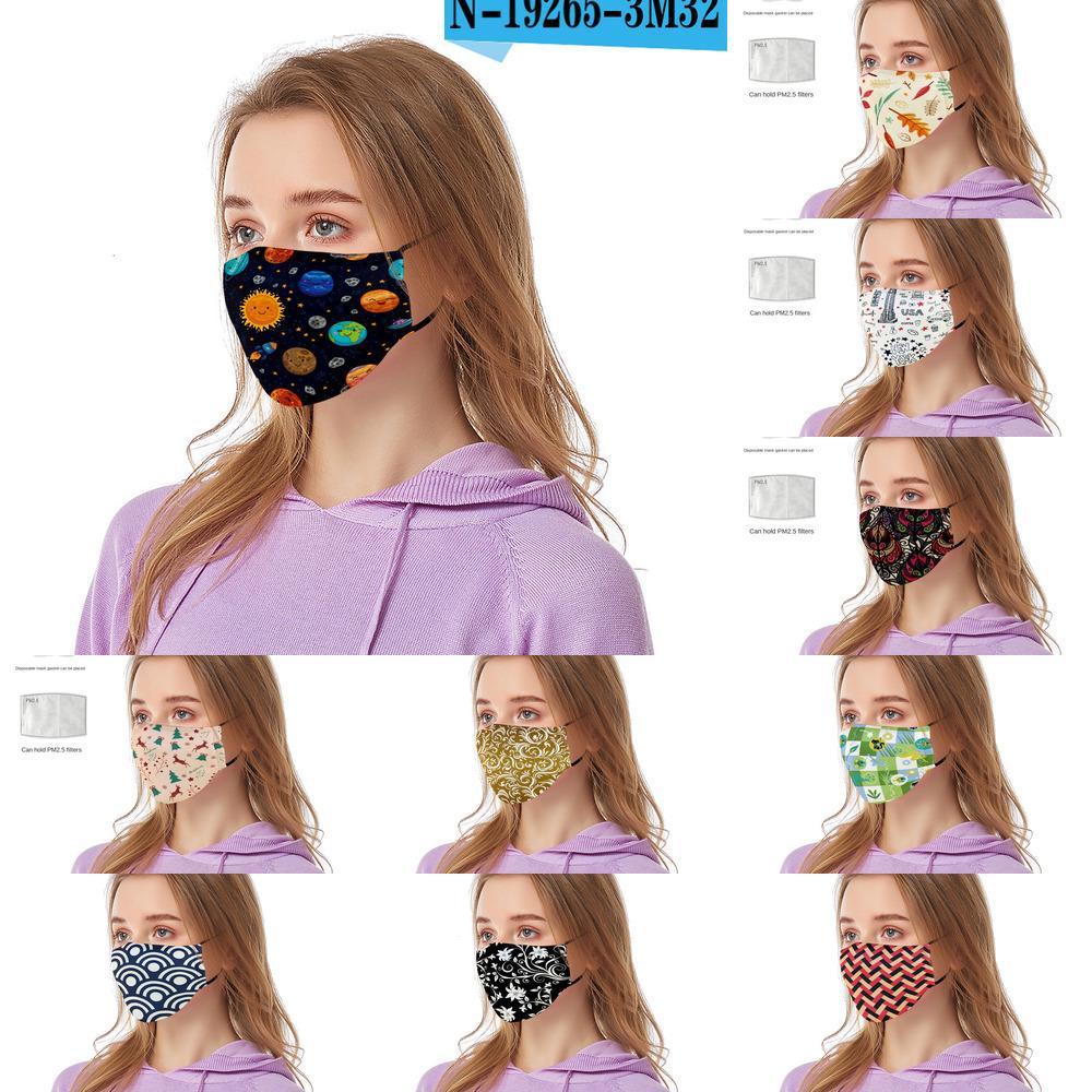 HPXH poeira elemento 2020 personalizado e neblina azulejos filtro PM2.5 substituível de algodão lavável HGB0 máscara