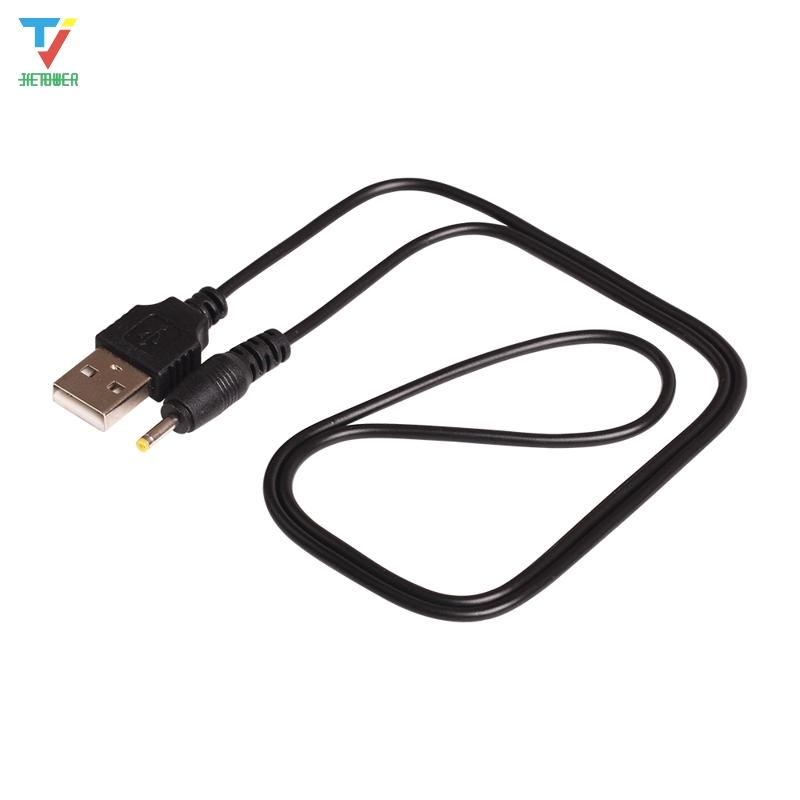 300pcs/lot DC2.5 USB charge cable to DC 2.5 mm to usb plug/jack power cord for nokia wholesale
