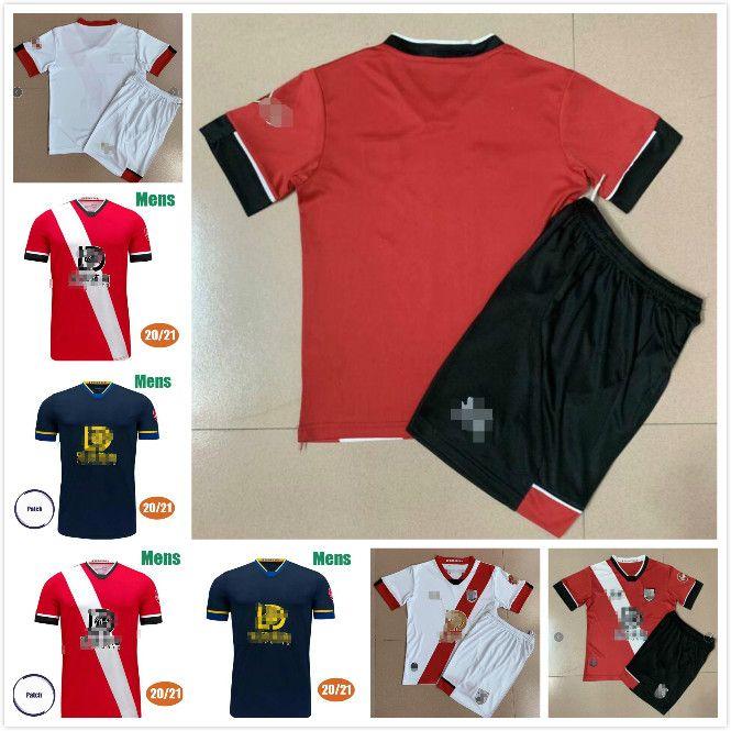 20 camicia 21 di calcio della casa 9 Danny Ings Jersey Set 17 Stuart Armstrong 10 Che Adams 11 Nathan Redmond Sofiane Boufal calcio Kit