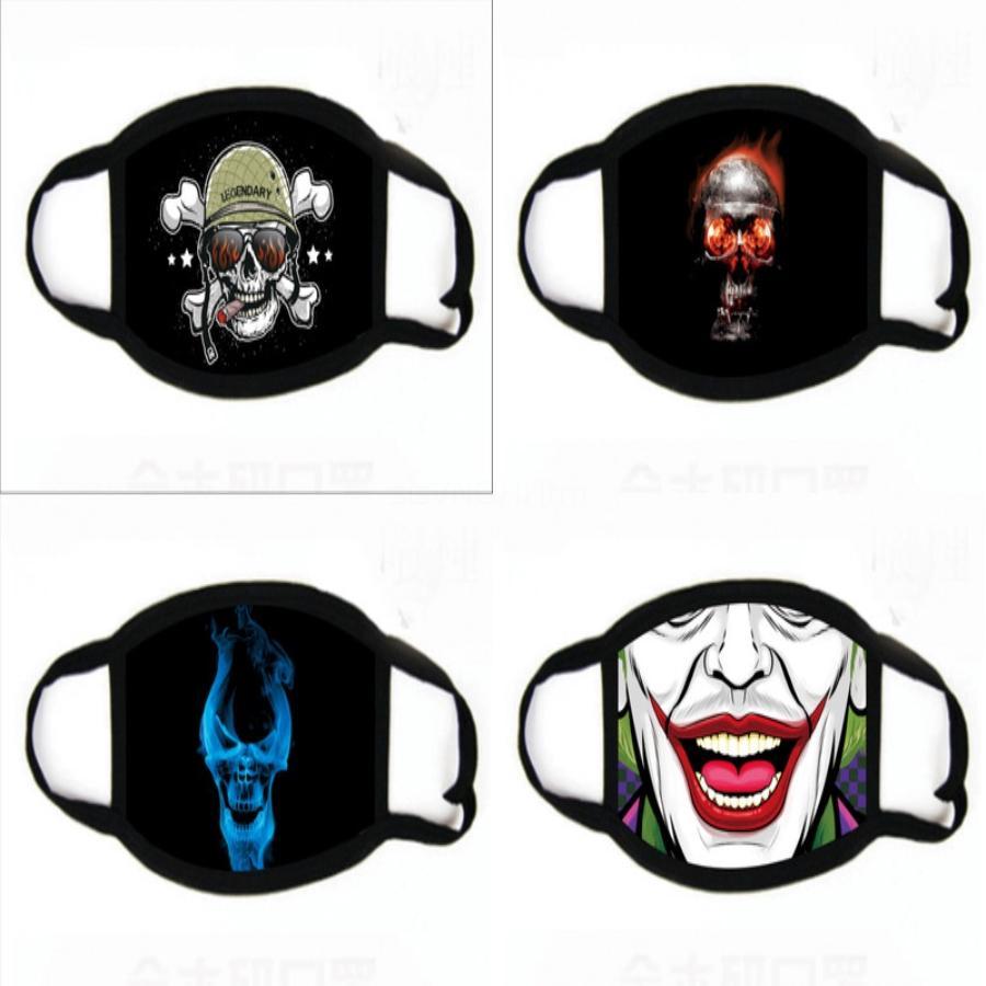 Ot 2020 Transparente Fa Sield Máscara de PET de plástico transparente marco de los vidrios de aislamiento anti de la fiesta de protección total, Niebla impresión Máscaras Nº 224