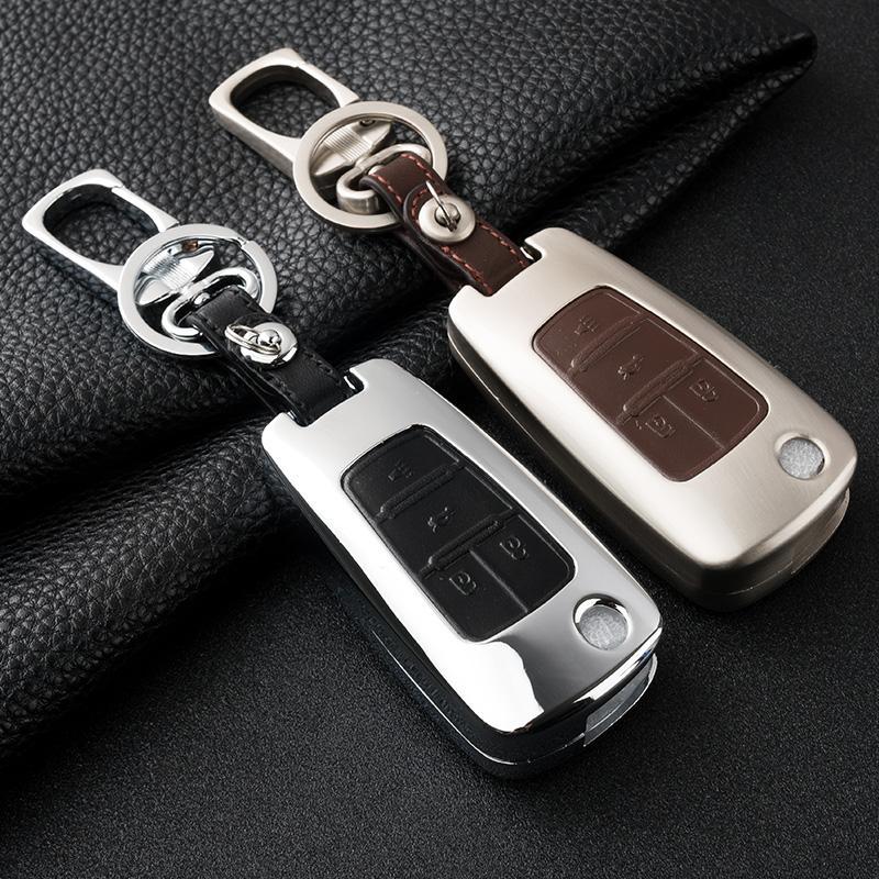 리갈 아연 합금 키 쉘 커버 케이스 베라 뷰익 Laccrose XT의 구상에 대한 자동차 키 케이스
