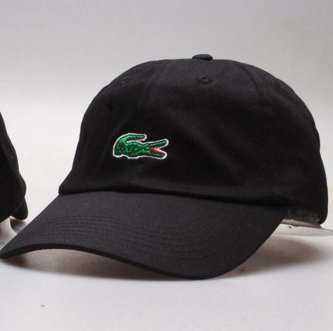 Nueva moda 2020 Caps al aire libre 6 Panel Snapback Strapback gorra de béisbol deporte al aire libre del sombrero del casquillo de hiphop de cocodrilo sombreros para mujeres de los hombres del sombrero