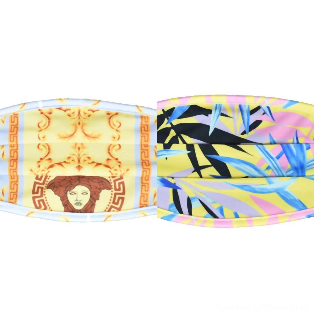 nixBC Kargo Yüz Claus Maskesi CoverParty Ağız Santa Moda Nefes earloop MaskAnti-Toz MaskStyles LA baskı