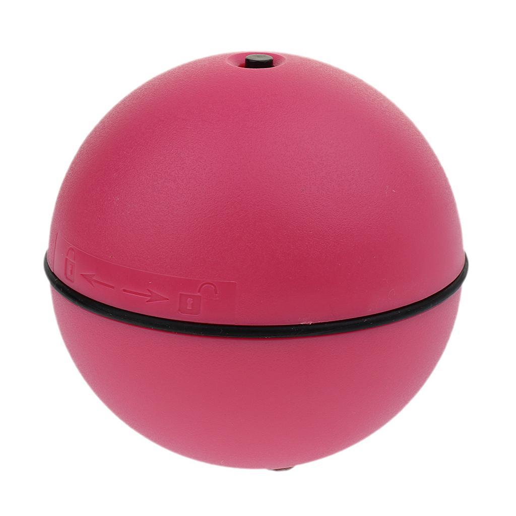 8 см / 3-дюймовый диаметр Automatic Self Вращающийся Бал игрушки Электронные шары движения Интерактивные игрушки Pet