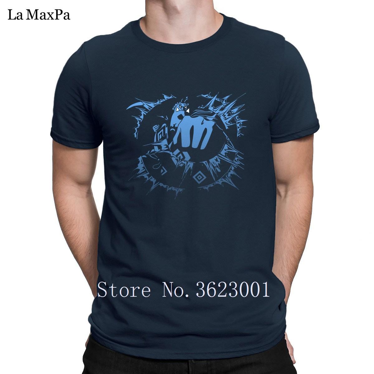 Design impressionante para camisetas Homens Fishman perfurador T Shirt Mens Streetwear dos homens Funky do Pescoço Rodada frete grátis