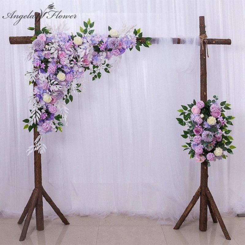 1set 1M искусственный цветок стена свадьба арка декор фон дорога приведет цветочная композиция центральная цветок ряд помпон пион роза C947 #