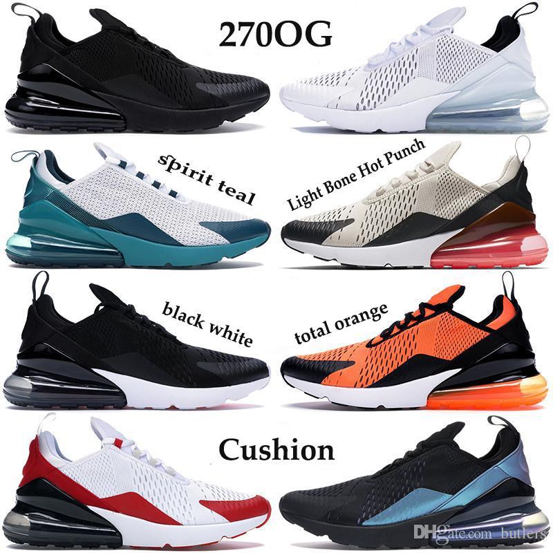 27C pas cher nouvelle couleur Throwback Be True Chaussures de plein air hommes femmes Triple Black blanc presto Tiger Formation Sports Trainers Zapatos