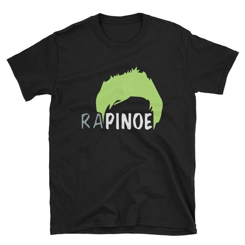 Megan Rapinoe Jersey Camisa de la camiseta mujeres de los EEUU de deportes del fútbol Camiseta