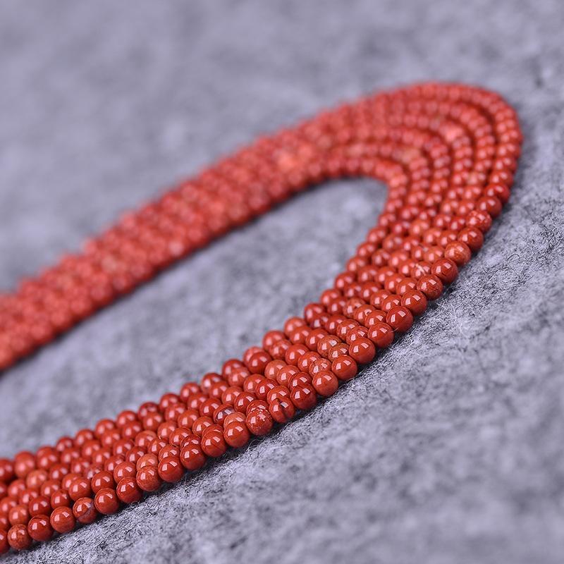 boncuk kolye bel zincir bilekliğini bilezik ile NZRuq DIY gevşek doğal kristal savaşan devletler akik Diy yarı mamul boncuk kırmızı