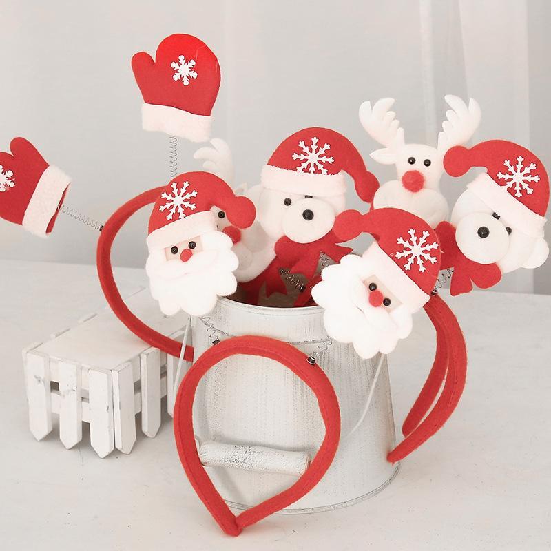 racimos puré de frutas para el árbol de Navidad decoraciones del brillo falso flor Feliz Navidad Árbol de las decoraciones para el hogar 2020 CAJA de regalo