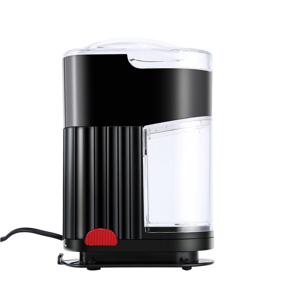طاحونة القهوة الكهربائية المنزلية الفولاذ المقاوم للصدأ الفول صانع التوابل آلة طحن آلة القهوة السريع eu التوصيل