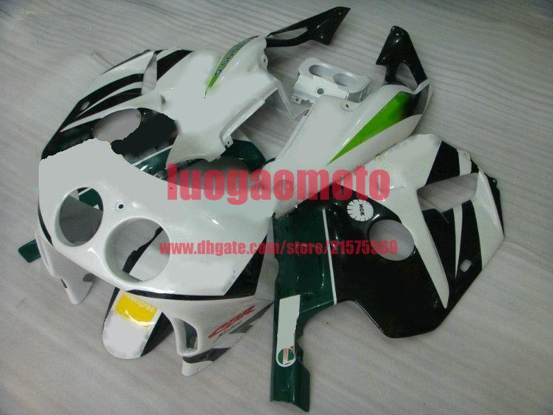 ABS Injection white green blk Motorcycle Fairings Kit Fit For Cbr250rr CBR250RR 11 12 13 14 2011 2012 2013 2014 Bodywork Set cowlings Gifts