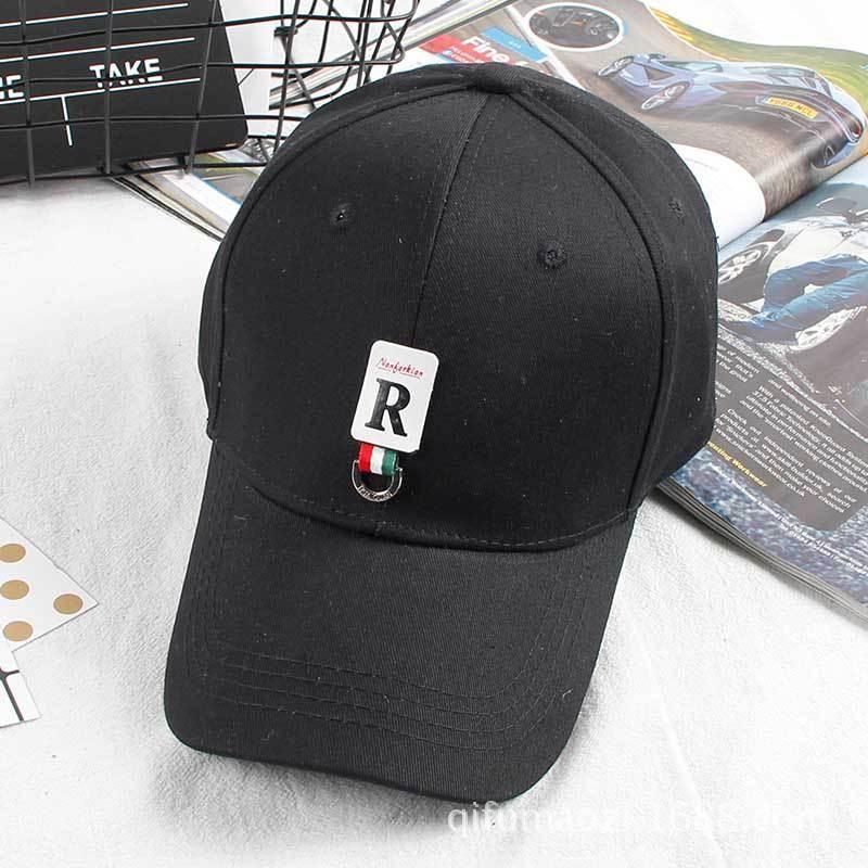 fFhaD primavera e l'estate cappello a punta degli uomini di baseball della piastra e berretto da baseball delle donne di luce standard esterna crema solare cappello di sole tutto-fiammifero casuale
