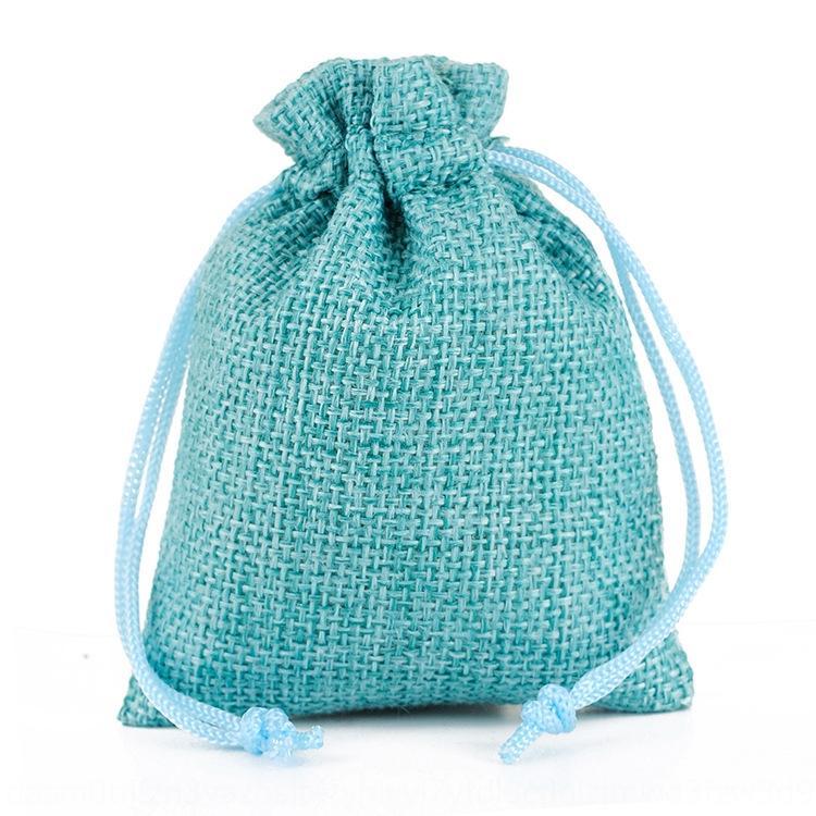 fgfsG 7 * 9 llanura de accesorios con sábanas de algodón simple y accesorios amigables con el ambiente de embalaje en bolsas de carbón de bambú regalo empaqueta la especia