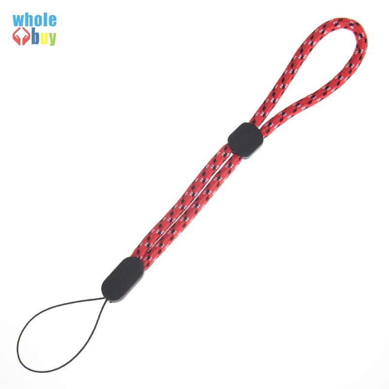 Wrist hand cell phone mobile chain straps keychain cords DIY hang rope lariat lanyard for keys camera Camera Cell Phone Mp3 Mp4 300pcs/llot