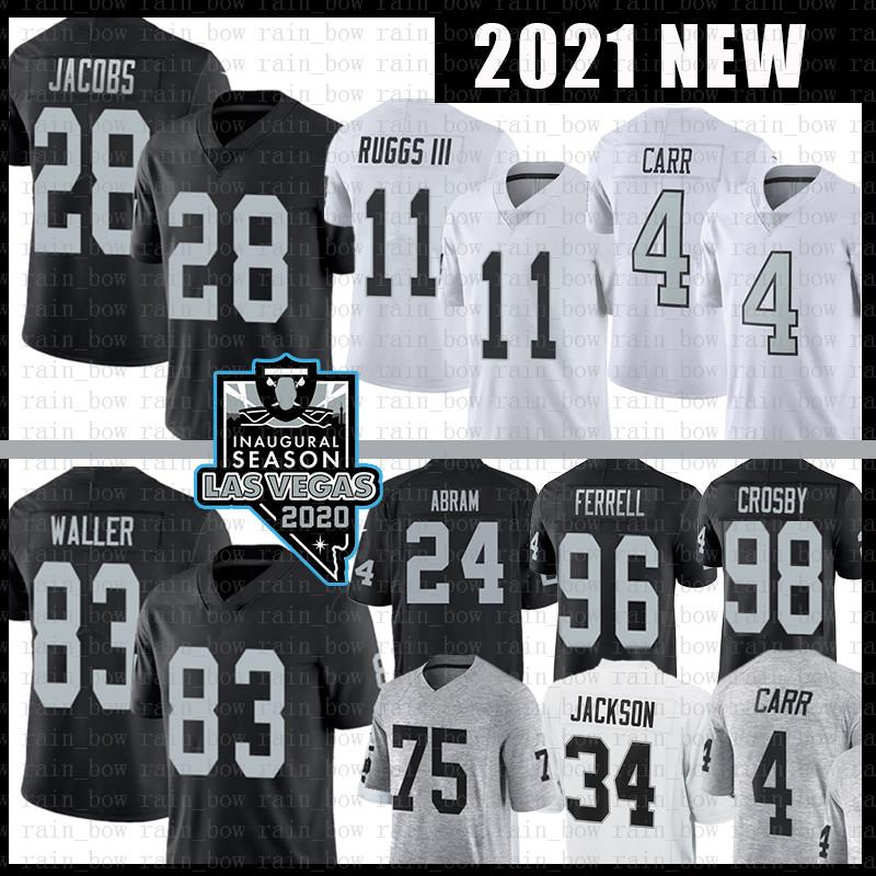 헨리 ruggs III DEREK CARR 라스베가스