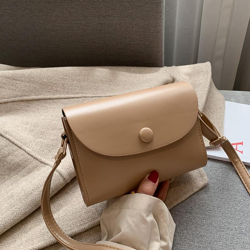 Brosule Bags плечо женщины 2020 мини женщина для сумки ретро кожаный квадрат маленький универсальный мессенджер сумка простая CEPQL