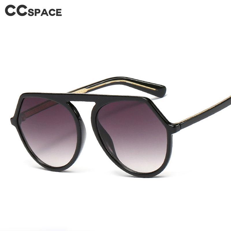 48068 Retro Built-in metal Pés Sunglasses Redonda Homens Mulheres Moda Shades UV400 Vintage Glasses
