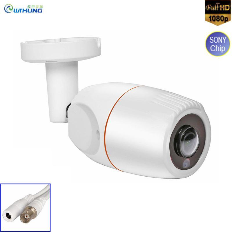 CCTV AHD 1080P Camera SONY CMOS Outdoor Waterproof With Wide Angle IR Cut filter IR light Nightvision CCTV Security Camera