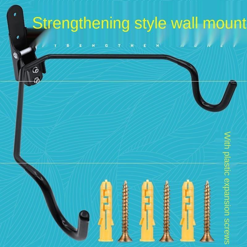 EZVoP cintre ménage mur intérieur affichage de cadre de stationnement cadre de suspension VTT crochet adhésif paroi du véhicule routier de bicyclette bicyclette support