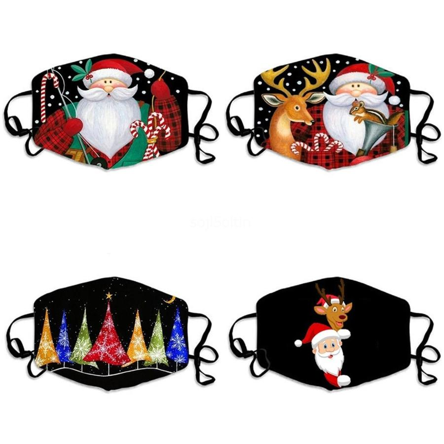 Дизайнер Printed маска моющаяся маску HAdult Ice Шелкового Тонкого Mascherine ВС Prection Раздел Dust-Proof Смог Black Mask # 895