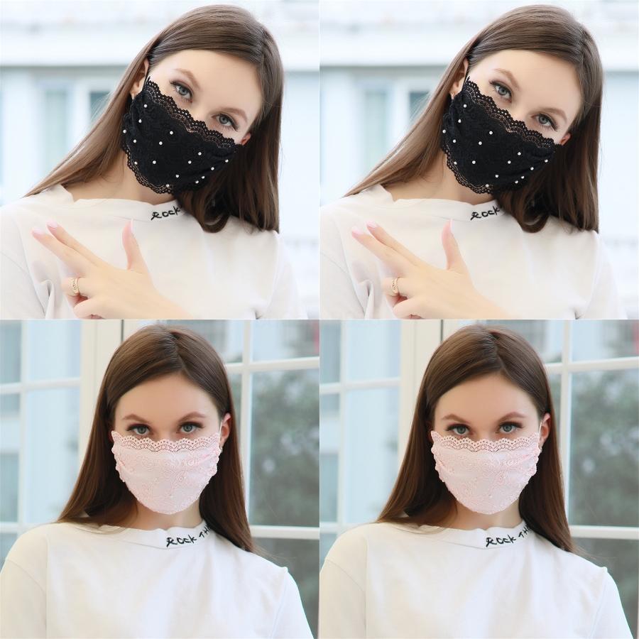 Masque Дизайнер Печатная маска Складной стереоскопический маска Дизайнер Printed маска для лица # 783
