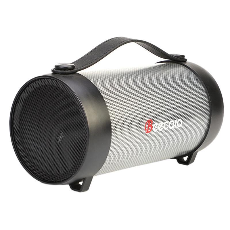 Bluetooth Kablosuz Hoparlör o ile Taşınabilir Bluetooth Mobile o Beecaro RX22E Renkli Işıklar