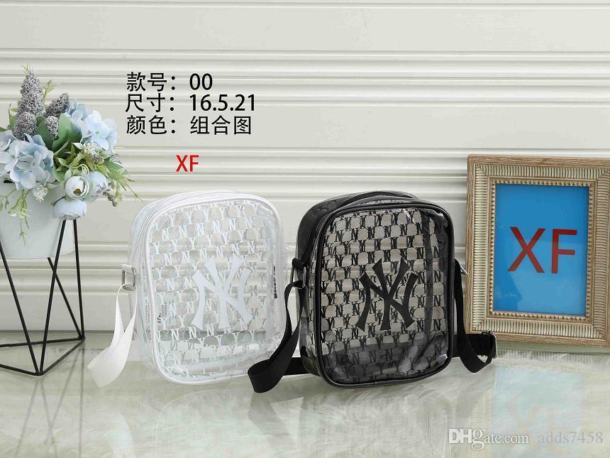 Best selling celebre borsa modo di marca per gli uomini e le donne all'ingrosso cross-body bag in nylon con Piccolo raccoglitore della moneta 2043X