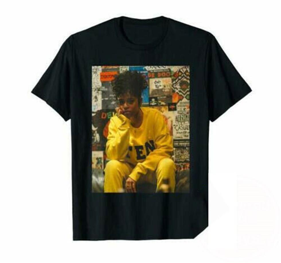 Ella Mai T-shirt Foto Poster T-shirt Più Taglie e colori Tee Shirt