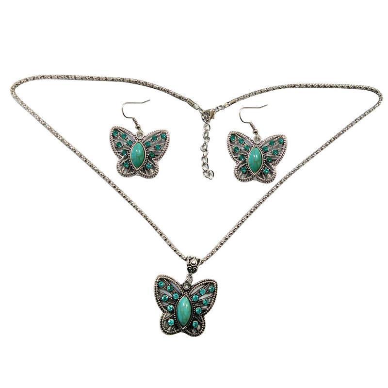 Donne Elegante collana farfalla catena in metallo alla moda moda punk designable collana gioielli caldi femminili di mujer accessori L0318