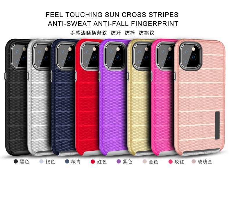 Caseology Bumper Capas Capas Capa Para Iphone 12 11 Pro Max Xs XR X 6 7 8 Samsung Nota 20 Ultra S20 Plus