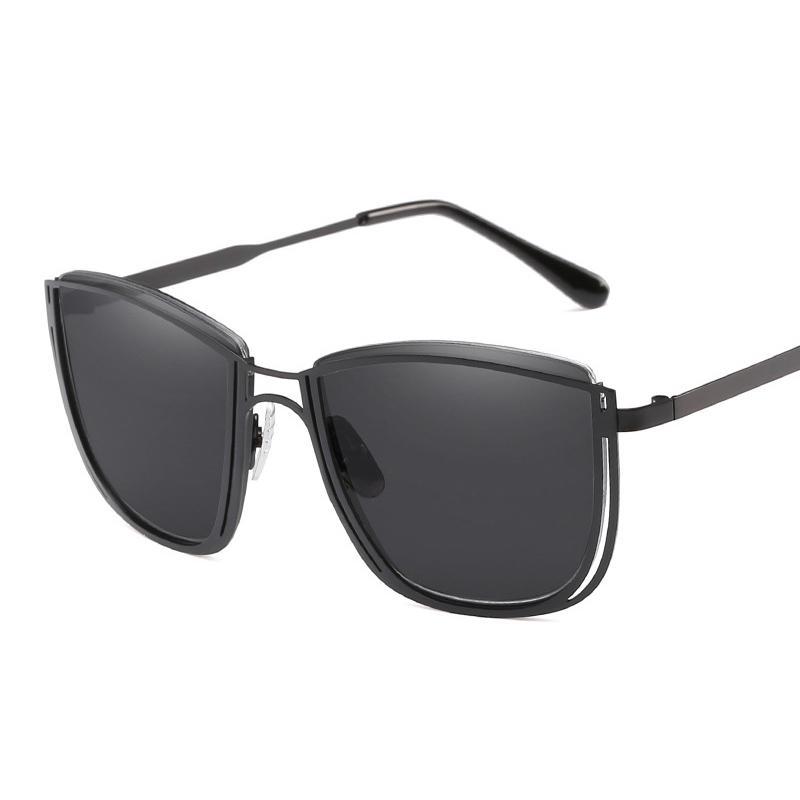 2020 NEW Quadrat Sonnenbrille Männer Frauen Sun-Glas Retro Vintage Goggles Weiblich Männlich Fashion UV400 Driving Brillen