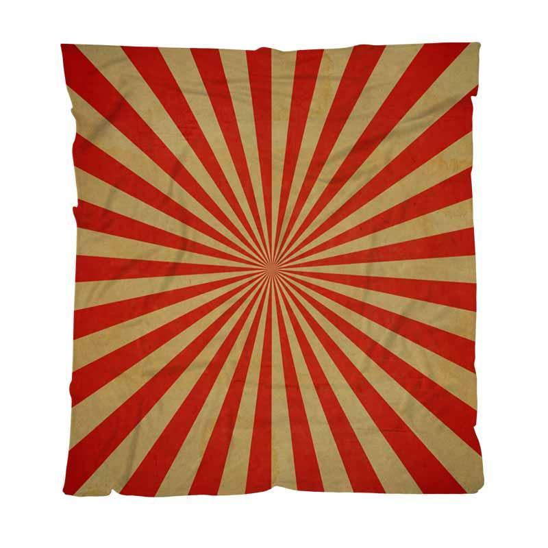Vintage di lusso molle eccellente della coperta del tiro Grunge Sunburst Vintage background e texture divano / sedia / Love Seat / Car Camping Blanket