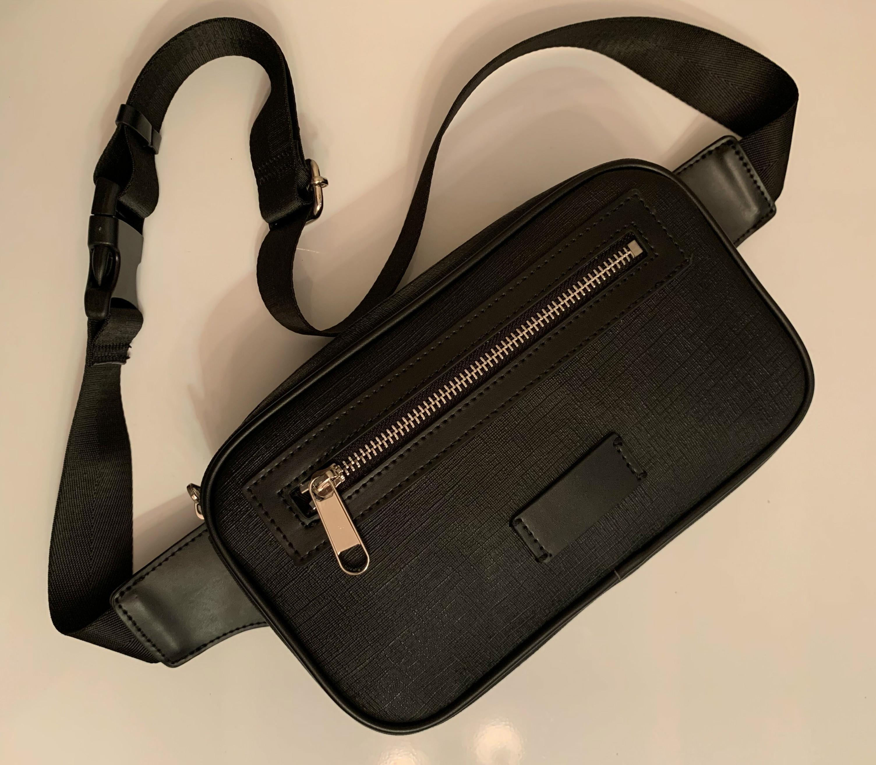 2019 Sıcak marka bel çantası Fanny Paketi kaliteli rahat göğüs çanta moda açık hava spor çanta ücretsiz gönderim