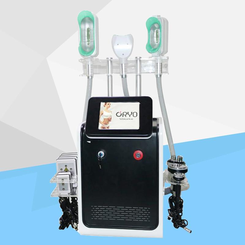 2020 кавитации РФ льего машин лазера жир замораживание тела похудение машина 360 мини крио ручки для двойного подбородка