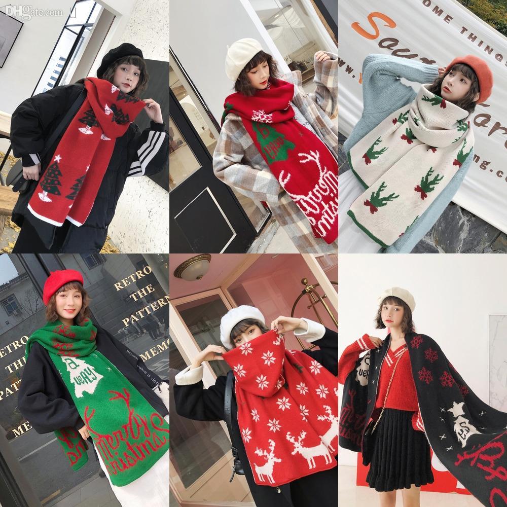 9K5WF cs sonbahar kış yıl tutmak eşarp kadın Çift taraflı imitasyon kaşmir bayanlar Sıcak sıcak yılbaşı paşmina yeni eşarp gifeshipping