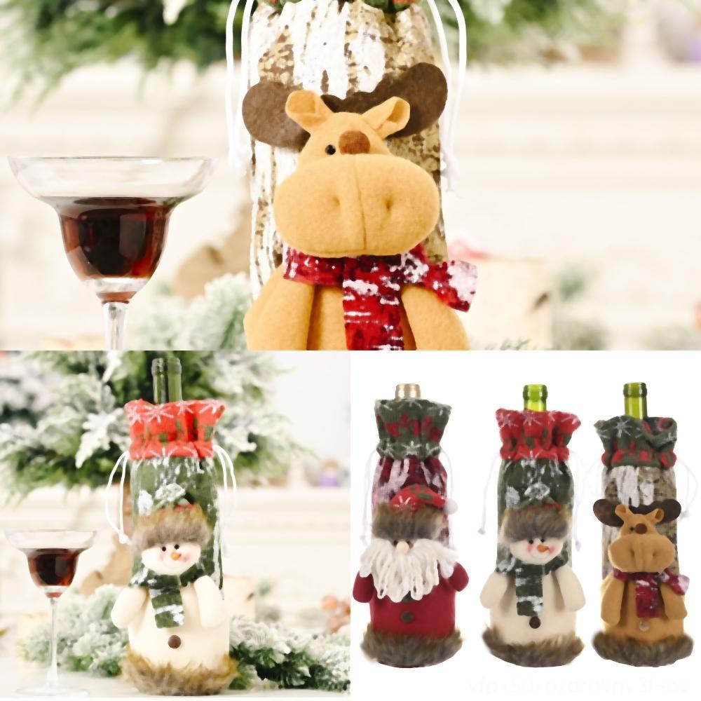X9X01 Santa Otel Dekorasyon Oyuncak Nordic Noel Baba Bebek Süsler Dekorasyon Santa Doll ev Çocuk Hediyeler Oyuncaklar Noel Noel Örme Deniz Wi