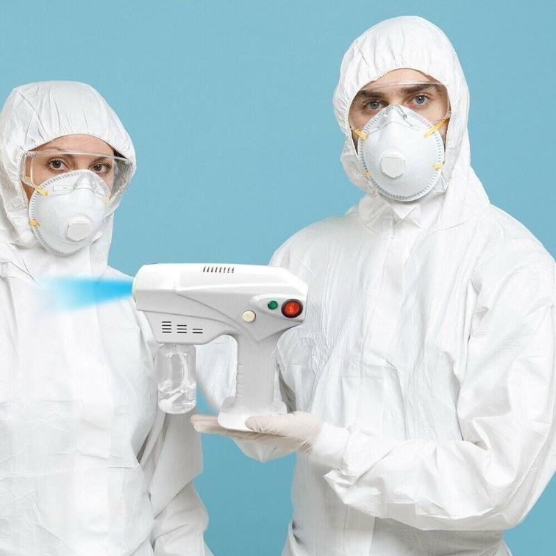Portable 1200W 500ml electric sprayer machine ULV sprayer portable nano spray gun disinfection machine for family hospital