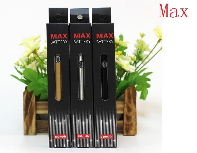 предварительный нагрев масло Vape ручка батарея 510 нити напряжение переменного пера курить картриджи электронных сигарет воска масла устройства для курения 2020 горячего продавца